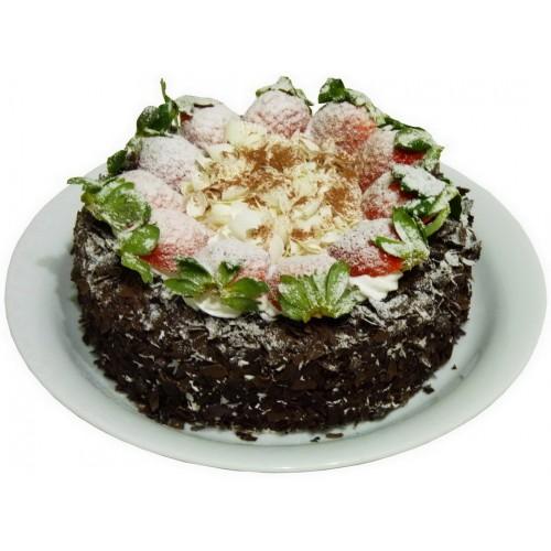 德式黑森林蛋糕