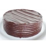 純巧克力蛋糕