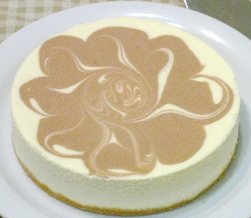 大理石起士蛋糕