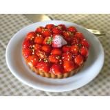 法式草莓塔