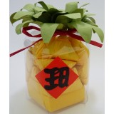包粽旺來酥-鳳梨造型