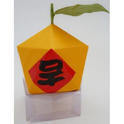 包粽旺來酥-橘子造型