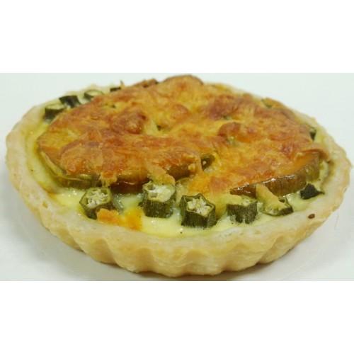 法式蔬菜鹹派-南瓜鹹派